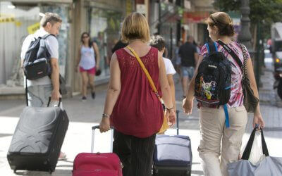 tourist visit valencia