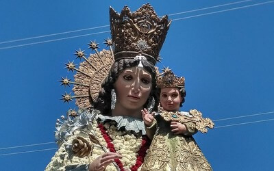 virgin of desamparados