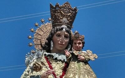 virgin of desamparados